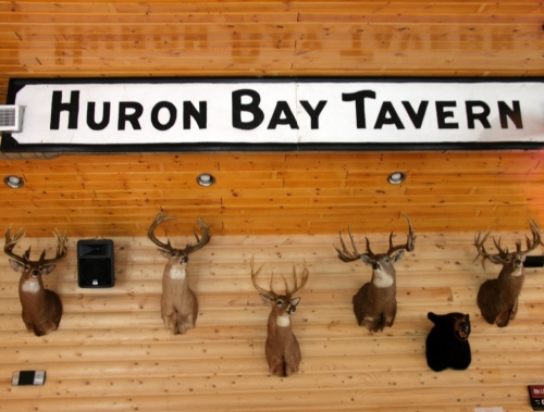 Huron Bay Tavern (aka Billy the Finn's)