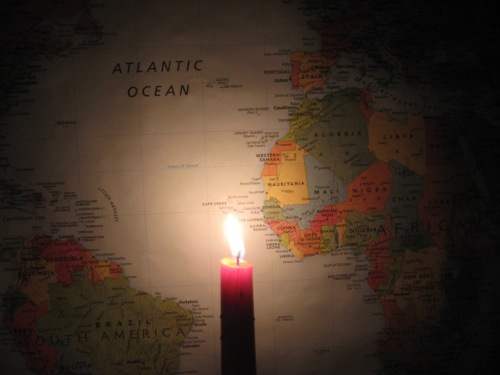 Candle for the world
