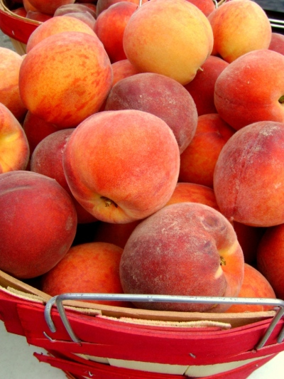Yes, sweet peaches...