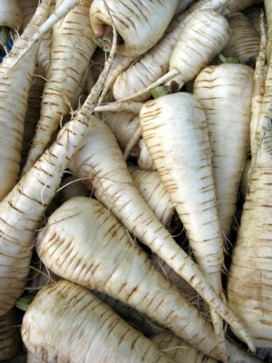 Ode to sweet parsnip