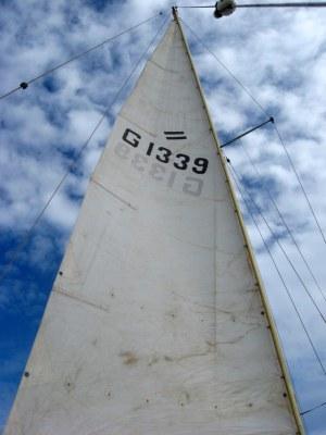 Sail away, sail away...