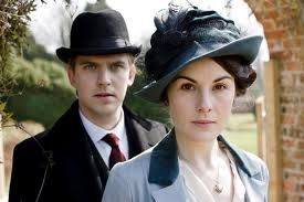 Matthew and Mary, Downton Abbey