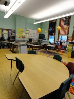 3rd-6th grade room