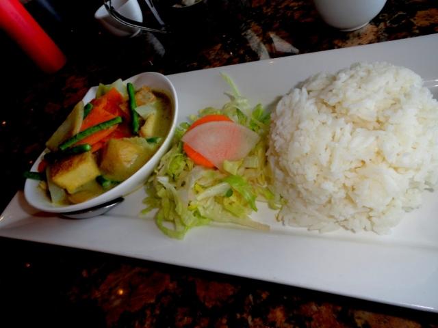 Delicious Vietnamese lunch