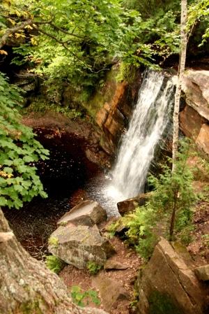 Majestic Hungarian Falls
