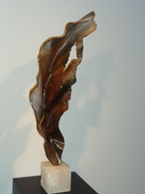 Artist Mike Sluder art exhibit at Michigan Tech