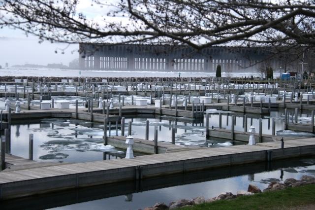 Marquette Marina