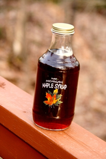 Wanting to send this maple syrup to you.