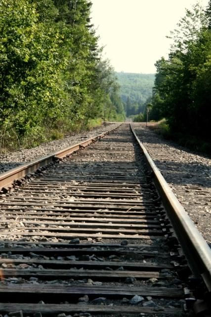 Follow those tracks