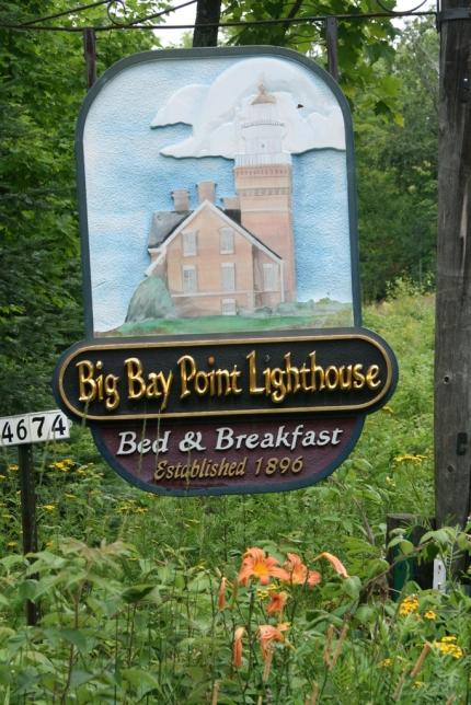 The Big Bay Lighthouse
