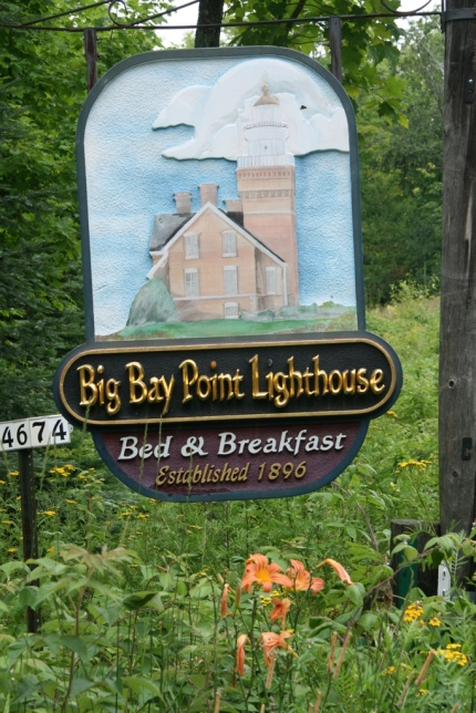 The Big Bay Lighthouse