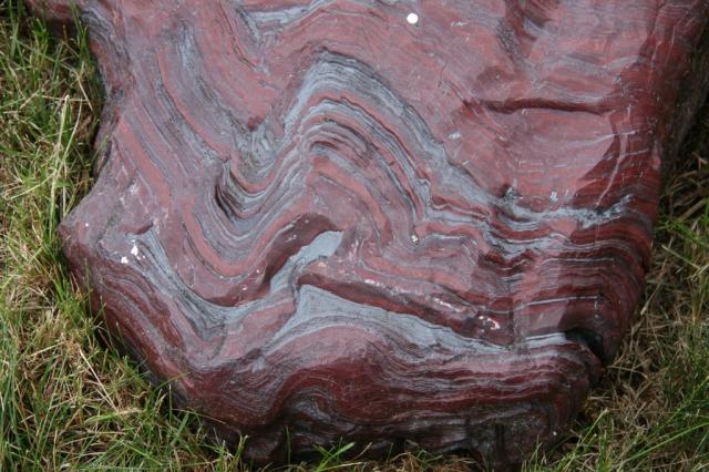 Unusual stone