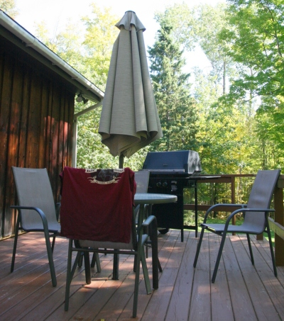 Soon it will be time to pack away all the outdoor furniture