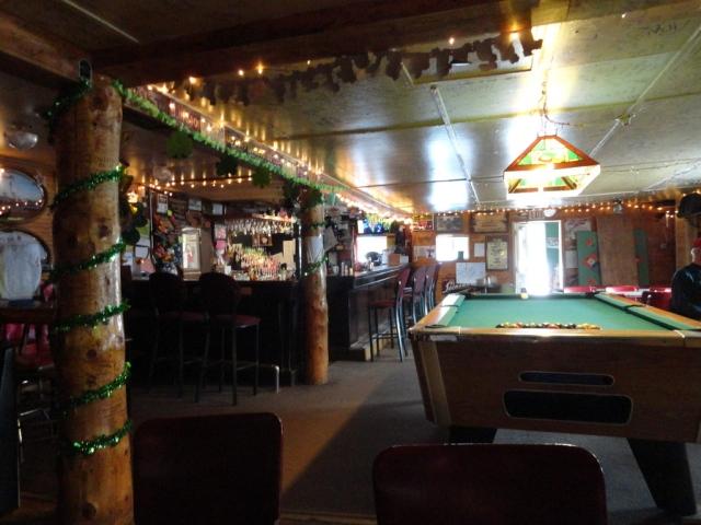 Inside the Rousseau Bar
