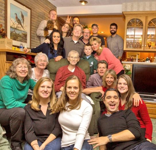 sheldon family
