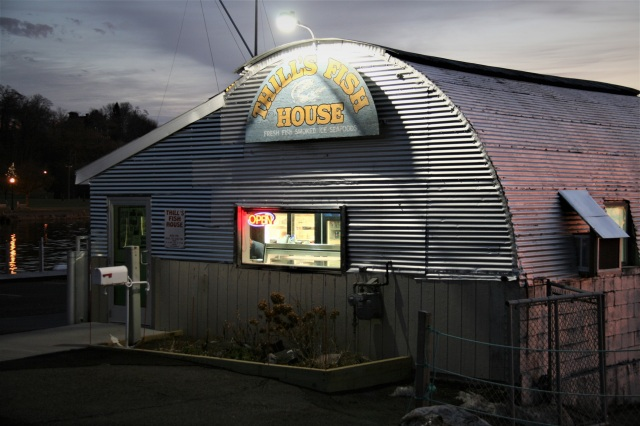 Thills Fish House