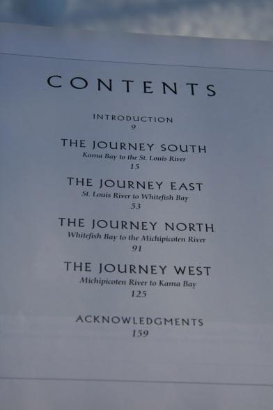 One journey; many journeys